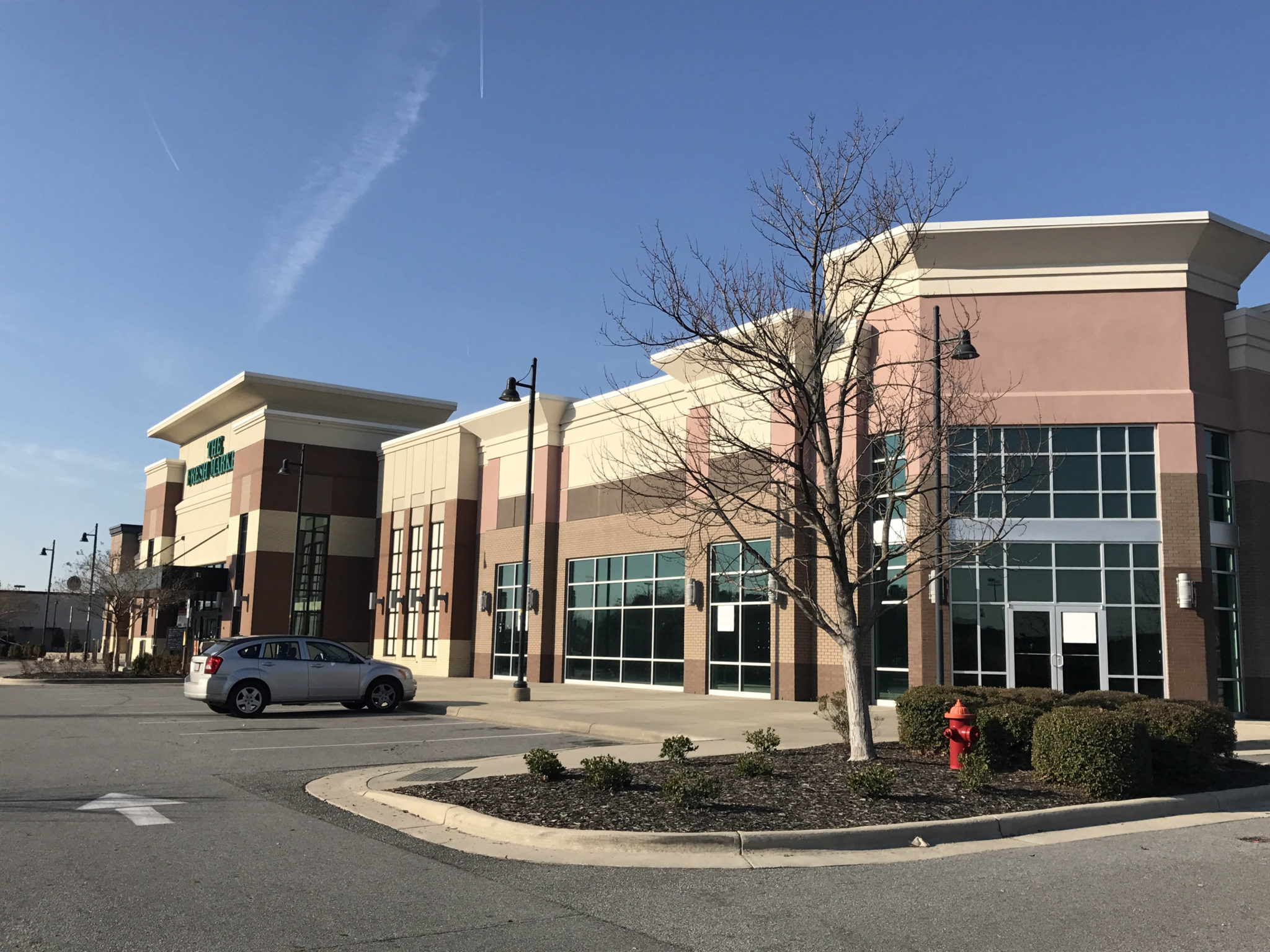 Shopping Center Right The Chambers Group