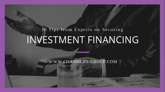 Tips from Experts on Securing Investment Financing